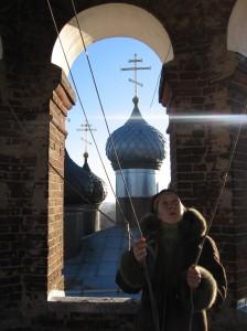 История Свято-Никольского храма д. Телуша