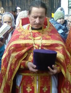 отец Сергий Иванов, мнение