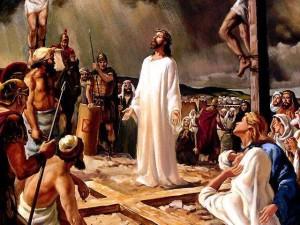 Страдания, Смерть и Воскресение