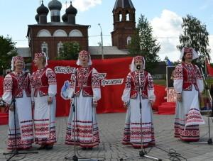 Пушкинский праздник в Телуше