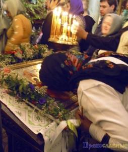 Праздник Святой Троицы в храме