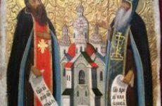 Антоний и Феодосий Печерские. Начало дела с молитвой — великое благо