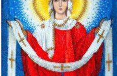 Покров Пресвятой Богородицы. Уроки духовной жизни. Наша молитва