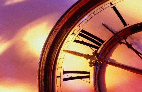 время идет в одну сторону