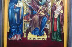 Выставка РОЖДЕСТВО ХРИСТОВО в Минске. Мироточение ЭКОНОМИССЫ и милость Божья
