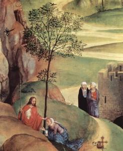 Явление Марии-Магдалине