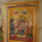 Явление иконы ЭКОНОМИССА в Свято-Никольском храме в Телуше. Рассказ настоятеля священника Сергия