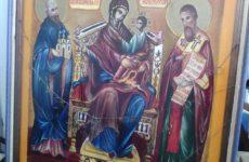 Чудеса Божьей Матери ЭКОНОМИССЫ (Телушанский список Иконы)