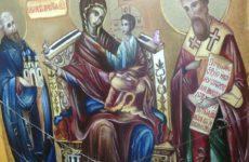 Чудеса Пресвятой Богородицы по молитвам пред иконой ЭКОНОМИССА. Исцеление от беснования