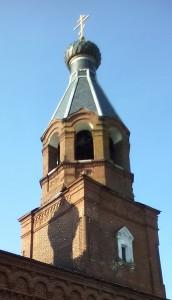 колокольня Никольского храма