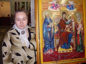 matushka_svetlana_i_economissa_na_vistavke