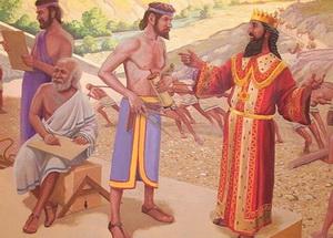 Соломон. Строительство храма