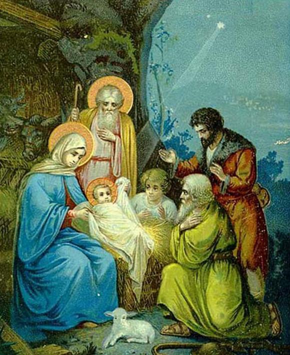 Рождество Спасителя