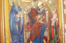 Чудеса Богородицы Экономиссы на Минской Православной выставке РХ-2016